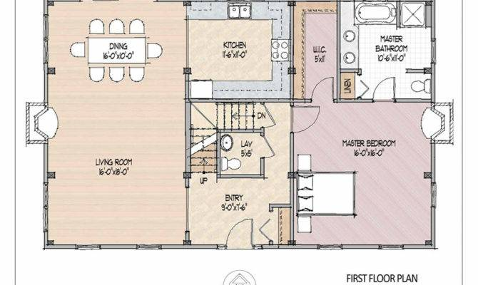 Barn House Plans Classic Colonial Layout Davis Frame