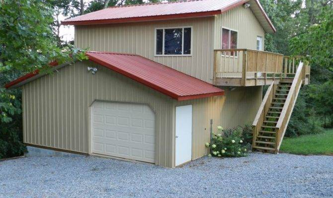 Barn Living Pole Quarter Metal Buildings Can Create Your