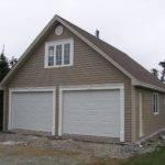 Barn Style Garage Loft