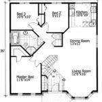 Barrier Small House Plan Floor Master