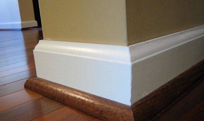 Baseboard Molding Styles Material Selection