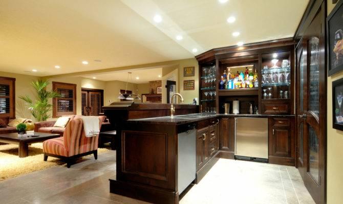 Basement Bar Designs Themes