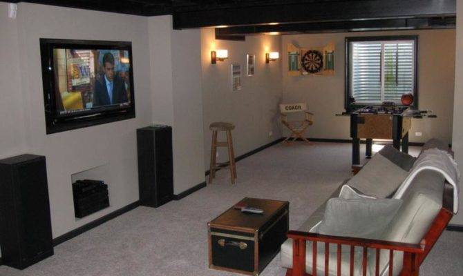 Basement Decorating Ideas Ceiling