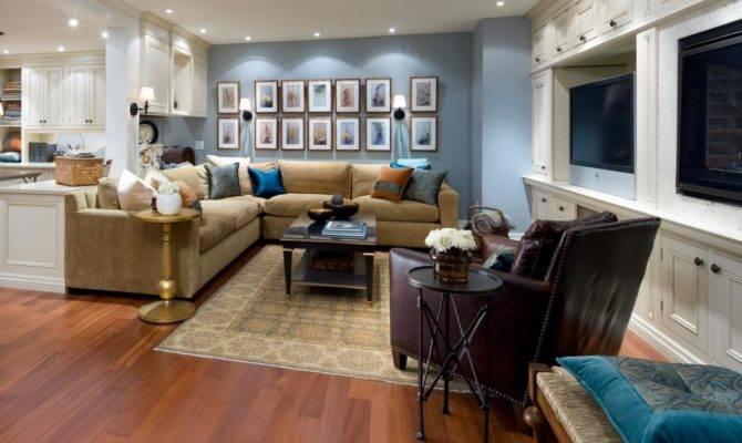 Basement Decorating Ideas Rooms Traba Homes