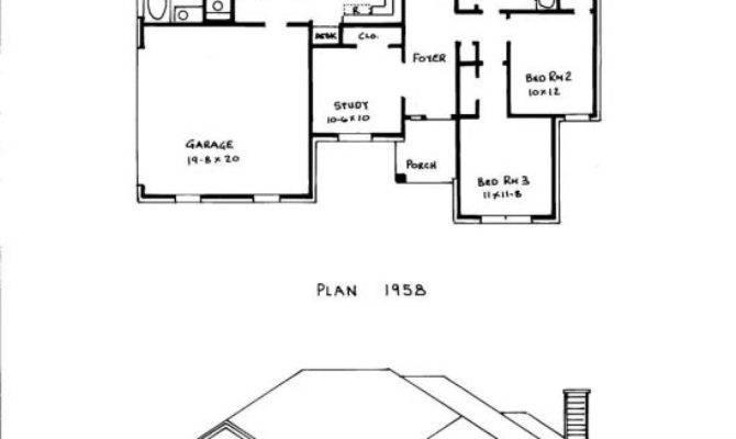 Basement Narrow Lot House Plans