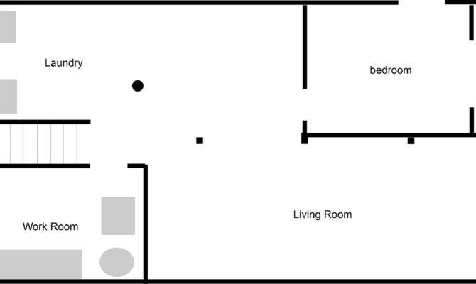 Basement Planning Plan Home Alterations Interior