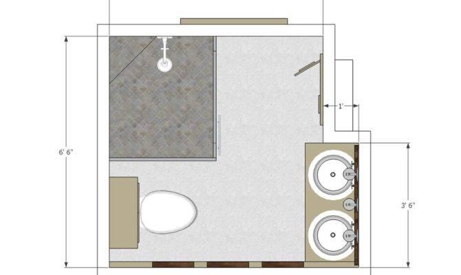 Basic Bathroom Layouts