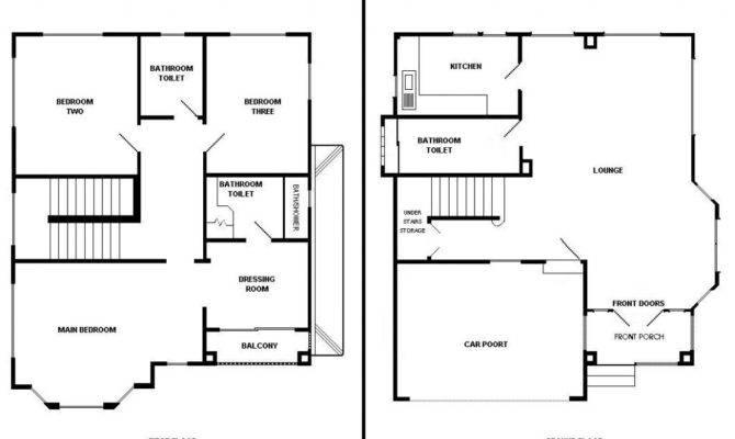 Basic House Plans Smalltowndjs