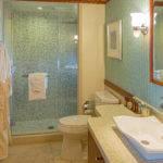 Bathroom Deluxe Bedroom Suite Includes Tile Walls Stone