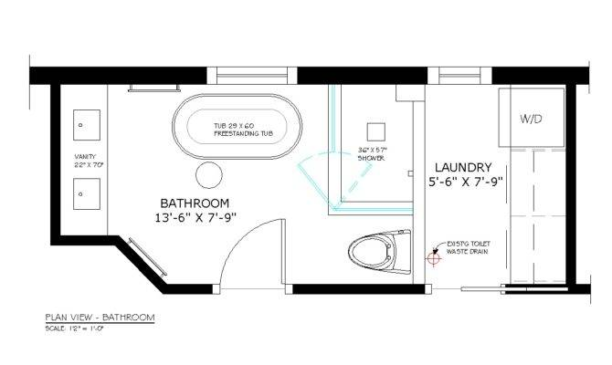 Bathroom Design Toilet Width Home Decorating