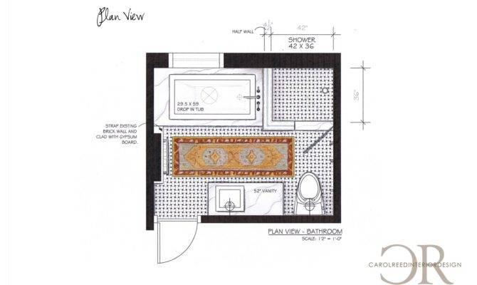 Bathroom Floor Plans Small Ideas