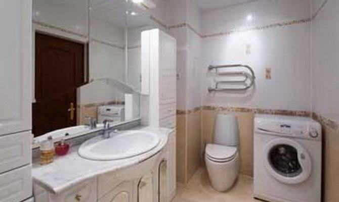 Bathroom Laundry Room Layout