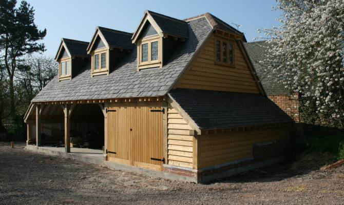 Bay Garage Room Above Date May Garages