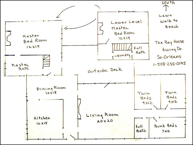 Bay House Floor Plan Winslow Waterfront Estates