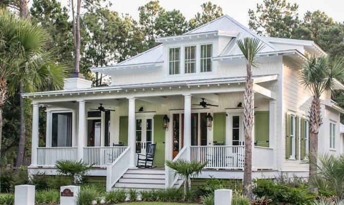 Beach Coastal House Plans Southern Living