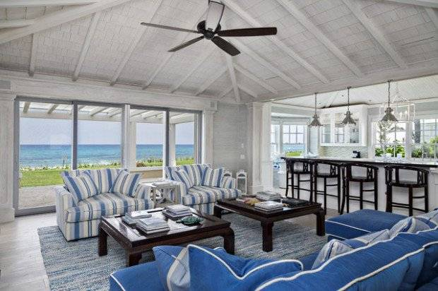 Beach Cottage Interior Design Ideas Inspired Sea