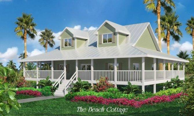 Beach Cottage Plans