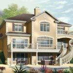 Beach Front Coastal Home Plans