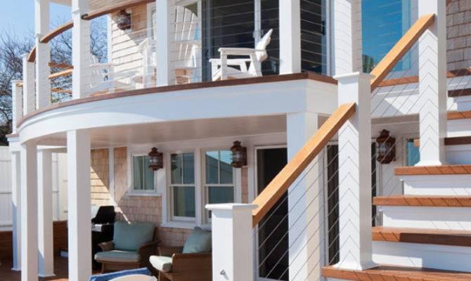 Beach House Deck Feeney