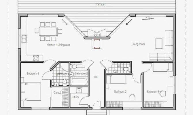 Beach House Floor Plans Plan