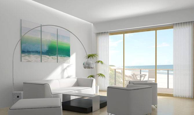 Beach House Interior Wonderful Design Luxury Contemporary