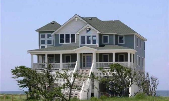 Beach House Plans Coastal Oceanfront