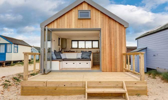Beach Hut Design Case Studies Ecologic Developments