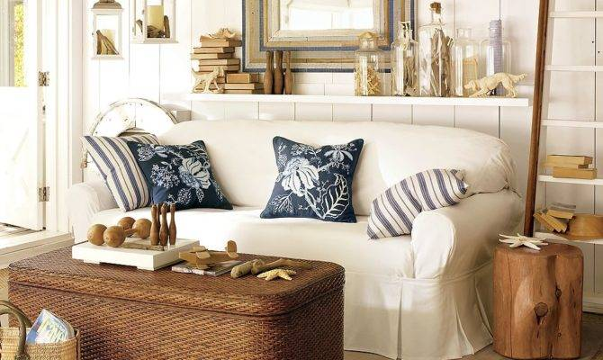 Beach Style Homes House Furniture