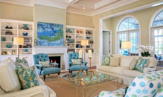 Beach Themed Bedrooms Coastal Living House Style