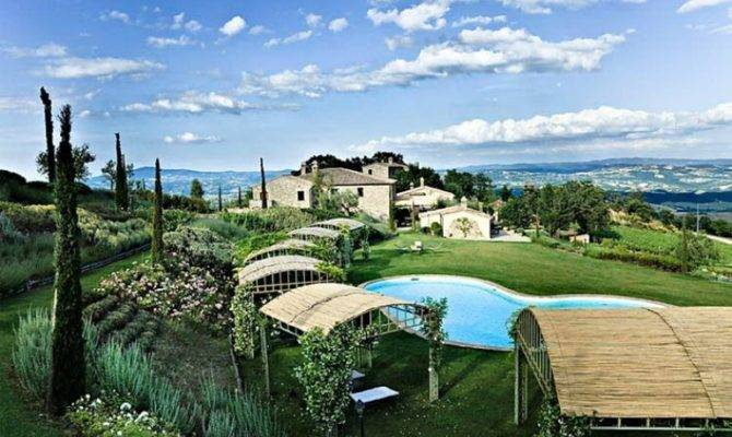 Beautiful Antique Villa Italian Countryside Digsdigs