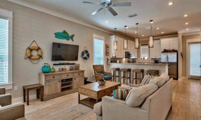 Beautiful Beach House Living Room Ideas