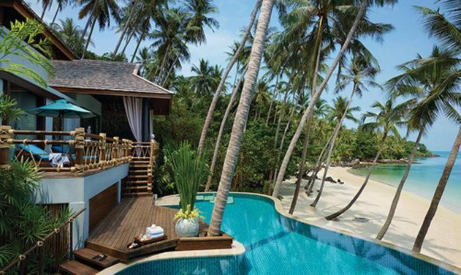 Beautiful Beach House Photos