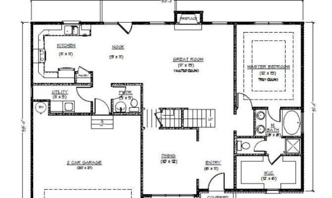 Beautiful Bedroom House Design Hall Kitchen
