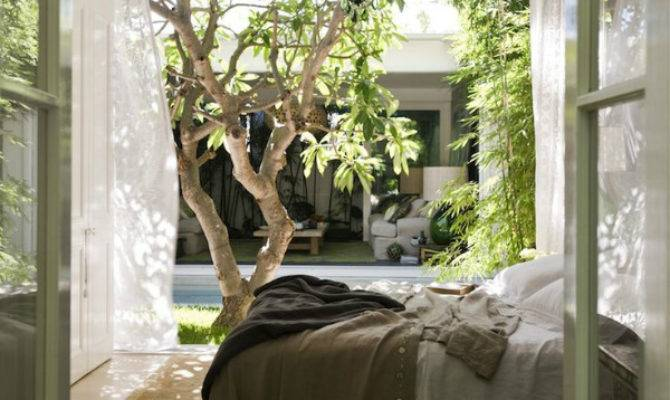 Beautiful Bedroom Ideas Inspired Nature