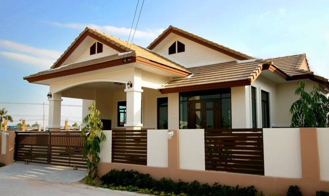 Beautiful Bungalow House Home Plans Designs Photos