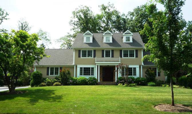 Beautiful Colonial Architecture Homes Pinterest