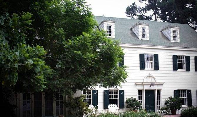 Beautiful Colonial Style House Dream Decorating Pinterest