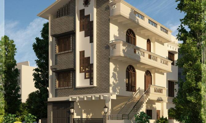 Beautiful Contemporary Home Designs Kerala Design