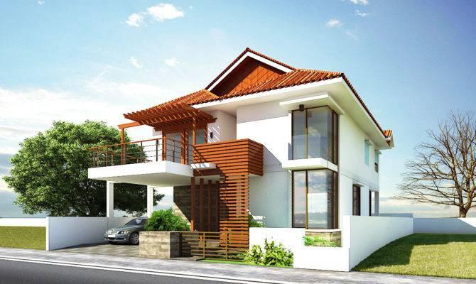 Beautiful Contemporary House Exterior Ideas