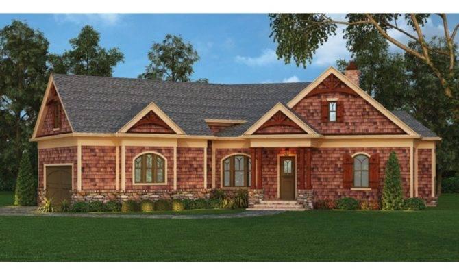 Beautiful Craftsman Style Ranch Hwbdo
