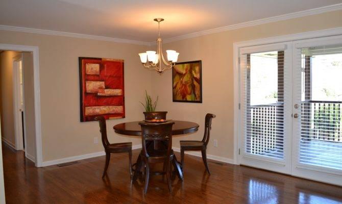 Beautiful Dining Room Design Hardwood Flooring