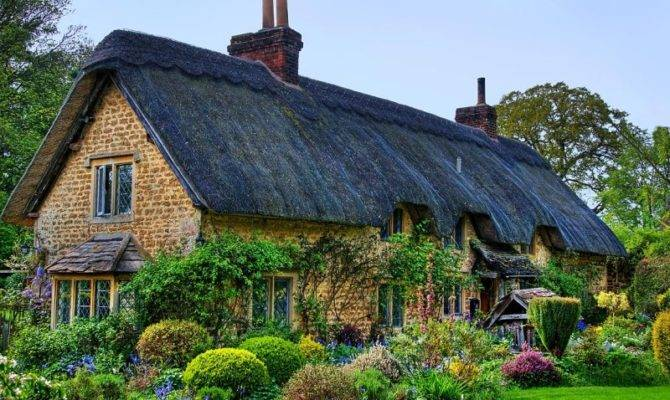 Beautiful English Countryside Fairytale Cottages