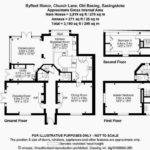 Beautiful English Manor Floor Plans Home