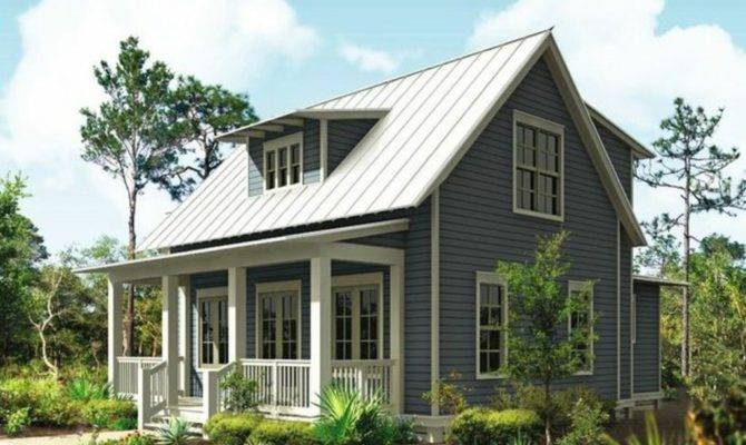 Beautiful European Cottage Style House Plans