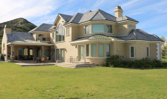 Beautiful French Country Manor Estate Mint Canyon