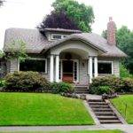 Beautiful Greeny House Outside Look Famous
