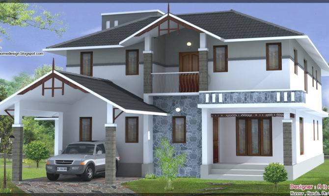 Beautiful Home Elevations Appliance