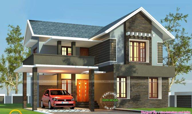 Beautiful Home Kerala Design Floor Plans