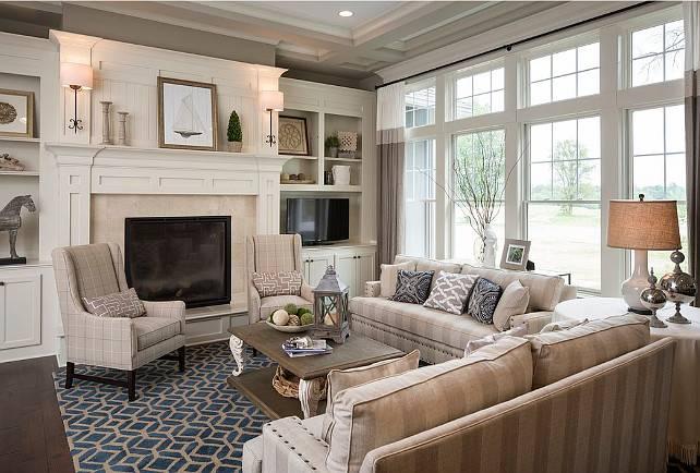 Beautiful Home Open Floor Plan Bunch