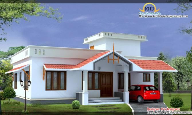 Beautiful House Elevations Kerala Home Design